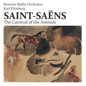 Moscow Radio Orchestra, Karl Eliasberg 歌手頭像