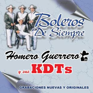 Los Homero Guerrero Jr. Y Sus KDTs 歌手頭像