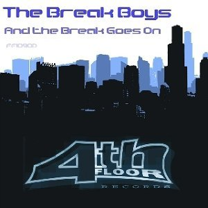 The Break Boys 歌手頭像