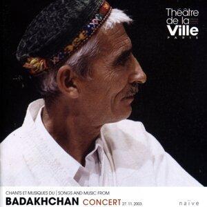 Les Musiciens du Badakhchan 歌手頭像
