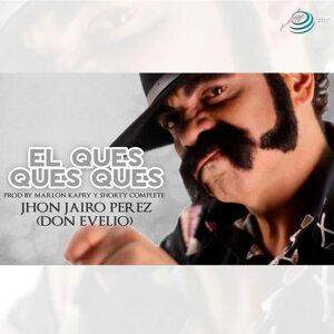 John Jairo Perez 歌手頭像