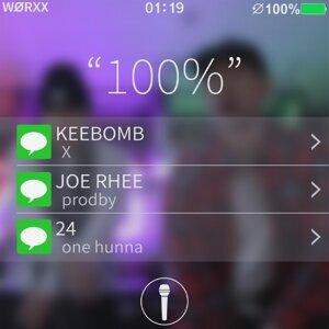 KeeBomb & Joe Rhee 歌手頭像