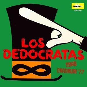 Los Dedócratas 歌手頭像