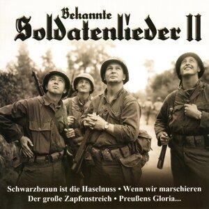 Bekannte Soldatenlieder, Vol. 2 歌手頭像