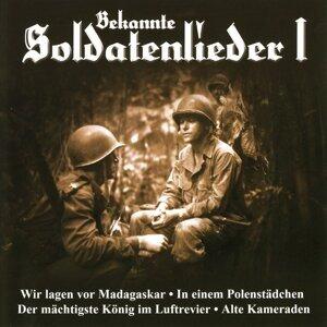 Bekannte Soldatenlieder 1 歌手頭像