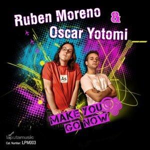 Ruben Moreno, Oscar Yotomi 歌手頭像