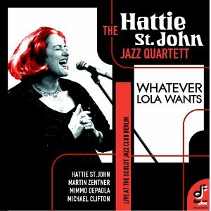 The Hattie St. John Jazz Quartett 歌手頭像