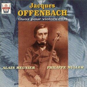 Alain Meunier, Philippe Muller 歌手頭像