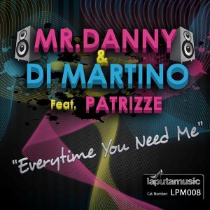 Mr. Danny, Di Martino 歌手頭像