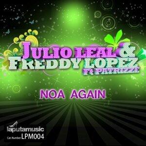 Julio Leal, Freddy Lopez 歌手頭像