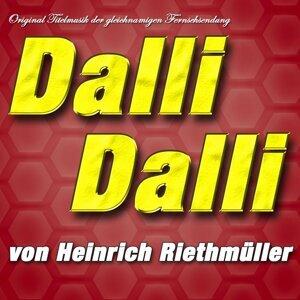 Heinrich Riethmüller 歌手頭像