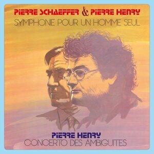 Pierre Henry, Pierre Schaeffer 歌手頭像