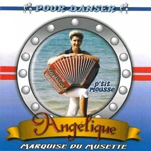 Angélique 歌手頭像
