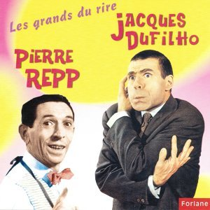 Pierre Repp, Jacques Dufilho 歌手頭像