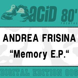 Andrea Frisina 歌手頭像
