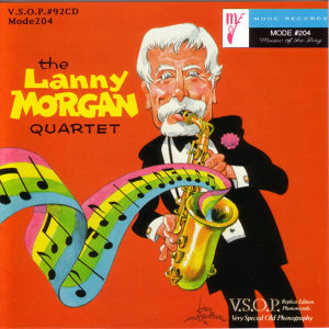 The Lanny Morgan Quartet 歌手頭像