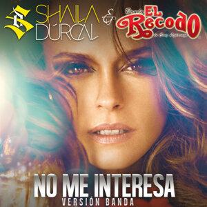 Banda El Recodo De Cruz Lizárraga,Shaila Dúrcal