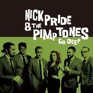 Nick Pride & The Pimptones 歌手頭像