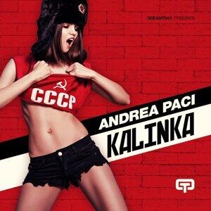 Andrea Paci 歌手頭像