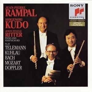 Jean-Pierre Rampal, Shigenori Kudo, John Steele Ritter 歌手頭像