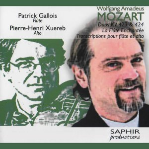 Patrick Gallois, Pierre Henri Xuereb 歌手頭像