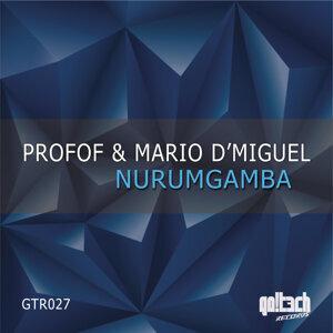 Profof, Mario D'Miguel 歌手頭像
