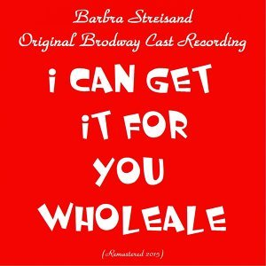 Barbra Streisand, Original Broadway Cast Recording 歌手頭像