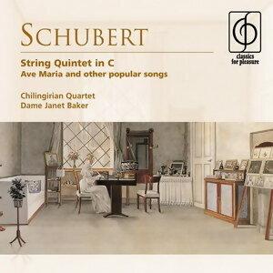 Chilingirian Quartet/Dame Janet Baker アーティスト写真