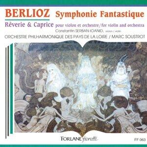 Orchestre philarmonique des Pays de la Loire, Marc Soustrot, Constantin Serban-Ioanid 歌手頭像
