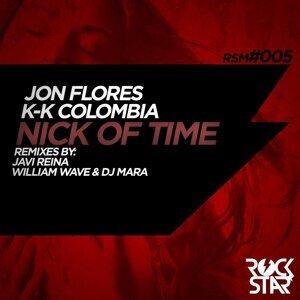 Jon Flores, K-K Colombia 歌手頭像