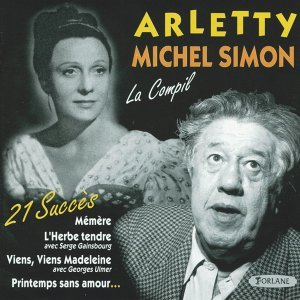 Arletty, Michel Simon 歌手頭像