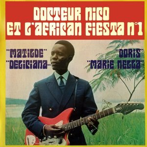 Docteur Nico, African Fiesta 歌手頭像