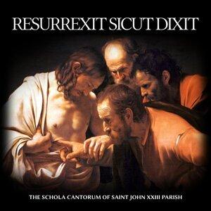 The Schola Cantorum of St. John XXIII Parish 歌手頭像