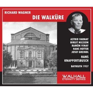Orchester der Bayreuther Festspiele, Hans Knappertsbusch, Astrid Varnay, Birgit Nilsson, Ramon Vinay, Hans Hotter, Josef Greindl 歌手頭像