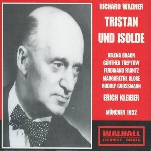 Erich Kleiber, Helena Braun, Günther Treptow 歌手頭像