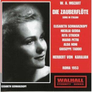 Elisabeth Schwarzkopf, Herbert Von Karajan 歌手頭像