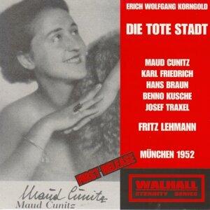 Maund Cunitz, Karl friedrich, Hans Braun, Benno Kusche, Josef Traxel, Fritz Lehmann 歌手頭像