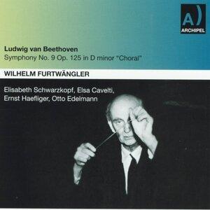 Philharmonia Orchestra, Lucerne Festival Chorus, Wilhelm Furtwängler, Elizabeth Schwartzkopf, Elisa Cavelti, Ernst Haefliger, Otto Edelman 歌手頭像