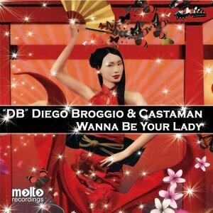 Diego Broggio, Castaman 歌手頭像