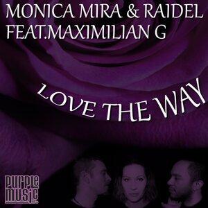 Monica Mira, Raidel 歌手頭像