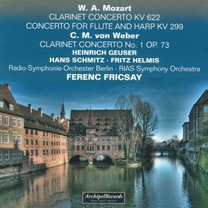 Radio Symphonie Orchester Berlin, Ferenc Fricsay, Heinrich Geuser 歌手頭像