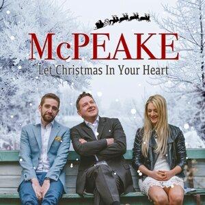 McPEAKE 歌手頭像