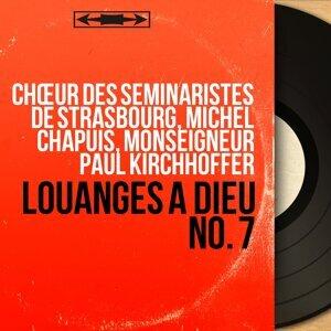 Chœur des Séminaristes de Strasbourg, Michel Chapuis, Monseigneur Paul Kirchhoffer 歌手頭像