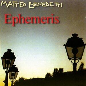 Matteo Benedetti 歌手頭像