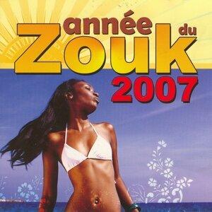 L'année du zouk 2007 歌手頭像