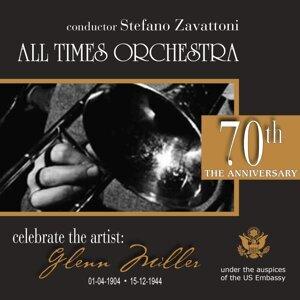 All Times Orchestra, Stefano Zavattoni 歌手頭像