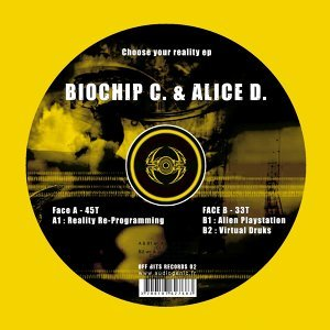 Biochip C., Alice D