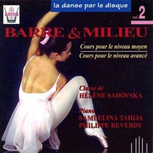 Samuelina Tahija, Philippe Reverdy 歌手頭像