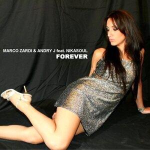 Marco Zardi, Andry J 歌手頭像