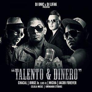 El Chacal, El Micha, Los 4, Jacob Forever 歌手頭像